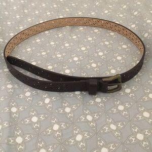 Accessories - Brown Women's Belt